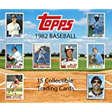 1982 Topps Baseball MBL Collectible Trading Cards Pack (15 Cards per Pack) - Randomly Inserted All Pro Cards