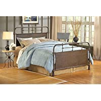 Hillsdale Kensington Twin Panel Headboard in Old Rust