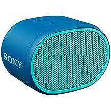 Sony XB01 Bluetooth Compact Portable Speaker Blue (SRSXB01/L)