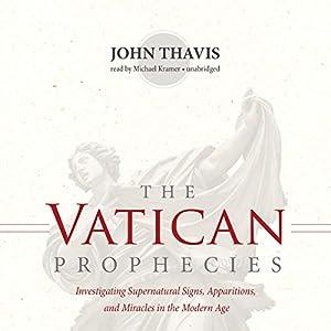 The Vatican Prophecies Audiobook