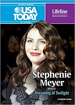 What books did stephenie meyer write
