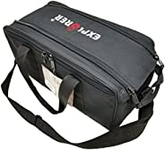 Explorer Bags R5 Range Shooting, Patrol and Duty Bag, Black, 17 x 8 x 9-Inch