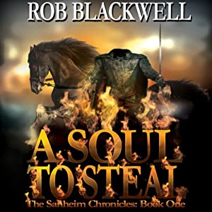 A Soul to Steal Audiobook