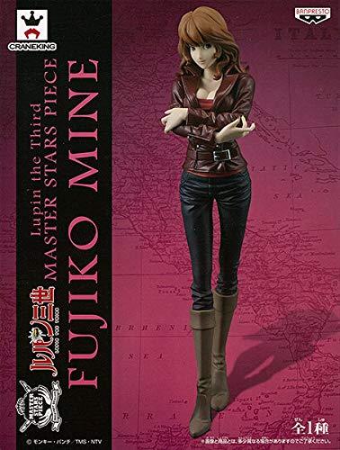 "Banpresto 49897 Master Stars Piece 9.5/"" Lupin The Third Action Figure"