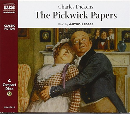 Dickens - Pickwick Papers (4PC)