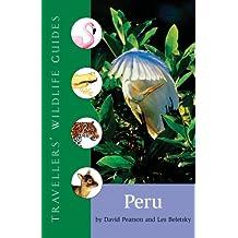 Trav. Wildlife Guide PERU