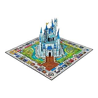 Disney World Theme Park Pop-Up Edition Monopoly Game