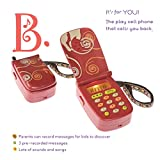 B. toys – Hellophone Toy Cell Phone – Kids Play