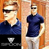 SIPLION Men's Polarized Sunglasses Sports Glasses