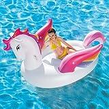 Intex Inflatable Mega Pegasus Island Water/Pool Float