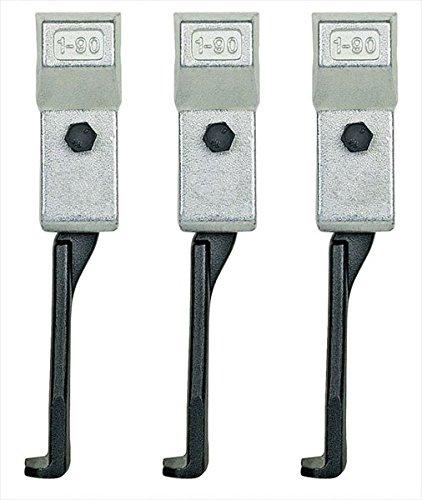 KUKKO(クッコ):30-S-T用超薄爪ロングアーム 250MM(3本) 1-254-S B01AXY06VA