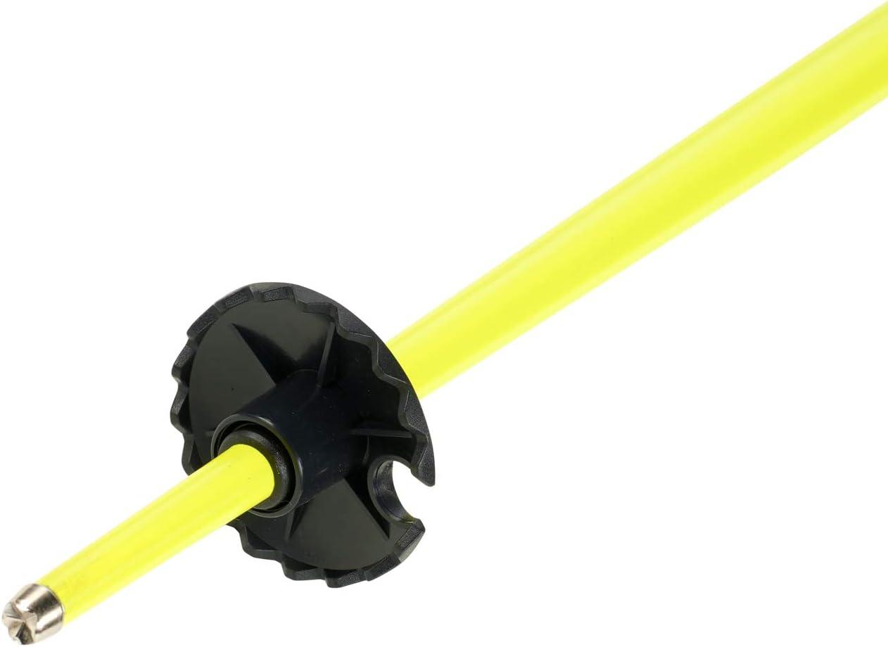 Black Crevice Unisex/ Erwachsene Alu Skist/öcke