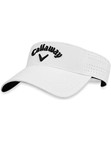 715adaa0 ... Sun Visor Sports Hats for Golf Cycling Fishing Tennis Running Jogging.  24 · Callaway Women's Opti-Vent Adjustable Golf Visor