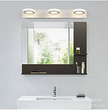 CHENG Led Lumière Simple Moderne Salle De Bains Lumière Oeil ...