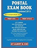 img - for By Albert B. Kim Postal Exam Book for Test 473 and 473-C (Updated) [Paperback] book / textbook / text book