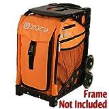 Zuca SIBCT041 Sport Insert Bag Caution Orange Ballistc Nylon 89055900041