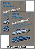 BMW 5 Series (E60, E61) Service Manual: 2004, 2005, 2006, 2007, 2008, 2009, 2010