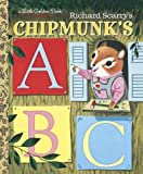 img - for Richard Scarry's Chipmunk's ABC (Little Golden Book) by Roberta Miller (1994-08-02) book / textbook / text book