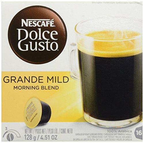 nescafe dolce gusto dark roast - 9