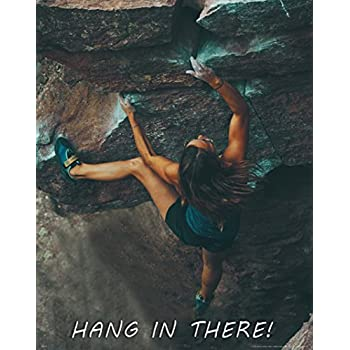 Amazon Com Apple Creek Hang In There Motivational Poster