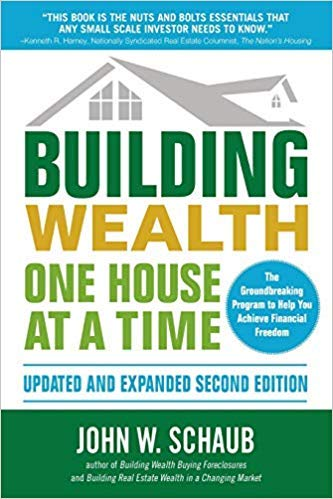 House Expanded - [By John Schaub] Building Wealth One House at a Time, Updated and Expanded, 2nd Edition-[Paperback] Best selling books for |Wealth Management (Books)|