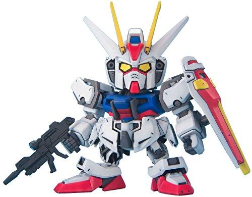 Bandai Hobby SD BB Senshi #246 Strike Gundam Gundam Seed Model Kit ()