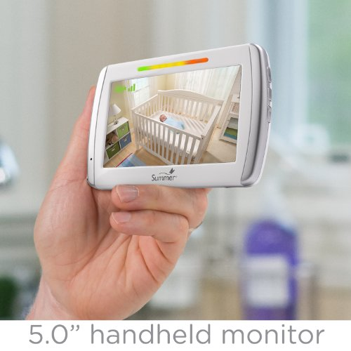 012914290002 - Summer Infant Wide View Digital Color Video Baby Monitor carousel main 1