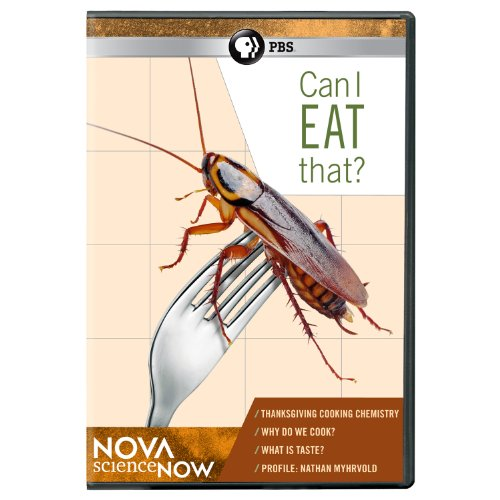 Nova Sciencenow: Can I Eat That? ()