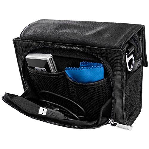 Sony VIdeo Handycam Accessory HD Recording Camcorder Bag Black Cbyer shot Case Shoulder Alpha Camera AS4tfwqxtC