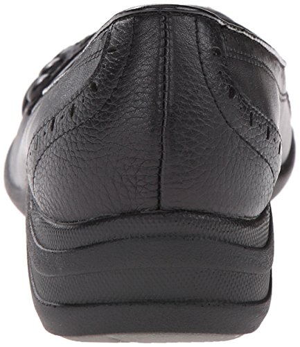 Hush Puppies Damen Burlesque Wedge Schuhe Schwarz