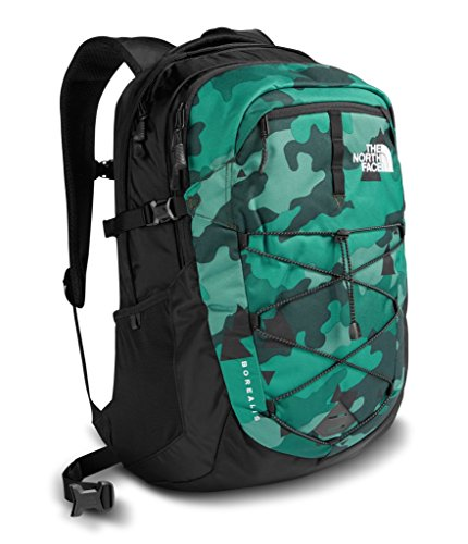 The North Face Borealis Backpack - Rosin Green Camo Print - OS (Past Season)