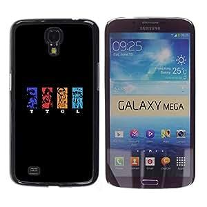 Stuss Case / Funda Carcasa protectora - TTGL - Samsung Galaxy Mega 6.3