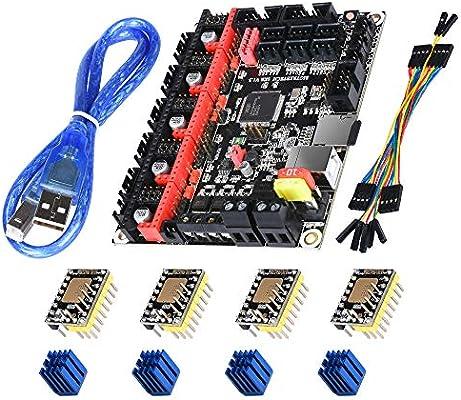 SKR v1 3 Controller + TMC 2208 + Marlin 2 0 Works