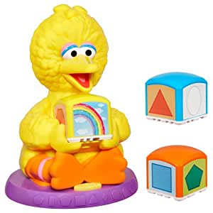 Sesame Street - Big Bird Learn & Color Shape Blocks