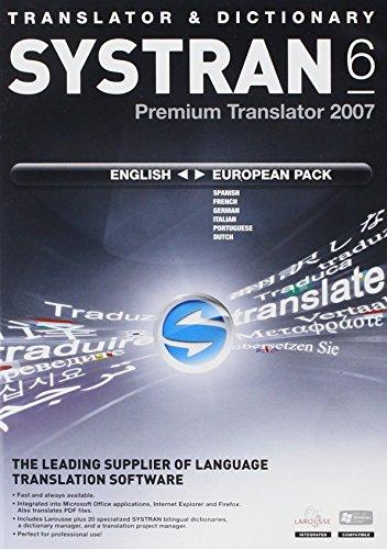 Premium Translator V6.0 European Language Pack by Global Marketing Partners