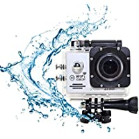 i-TecoSky 1080P Full HD WIFI Action Camera Sport Camera Cam SJ7000 2.0 LCD 30M Waterproof Outdoor Mini Helmet Action Video Camera Diving Recorder Sports Action Camera Cam Camcorder DVR DV