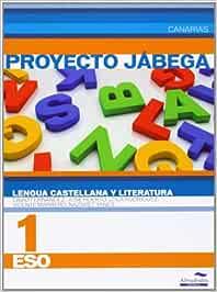 Lengua Castellana y literatura 1º ESO Canarias Proyecto