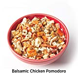Elements Food, Balsamic Chicken Pomodoro 10-Pack, Healthy Freeze Dried Food, Paleo Meals, Whole 30 on the go, Freedom Food, Macro Meals, Amazing Taste, Quick & Easy, Just Add Water