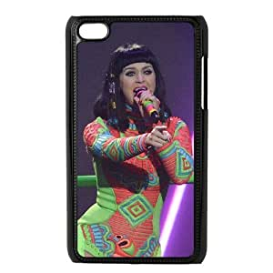 C-EUR Customized Phone Case Of Katy Perry For Ipod Touch 4