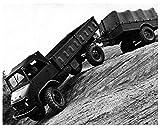 1965 Mercedes Benz Unimog S 290 Truck Factory Photo