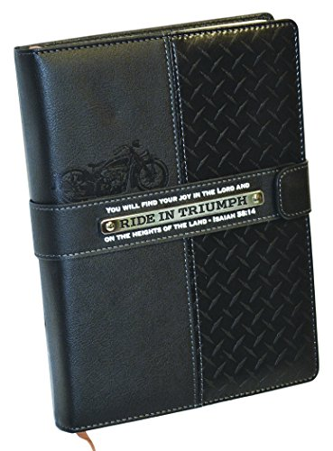Wrapped Journal (Divinity Boutique Journal God's Garage - RIDE PU Wrapped Journal (23817))