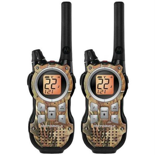 MOTOROLA MR355R 35-Mile Talkabout(R) 2-Way Radios with Realtree(R) Camo Finish