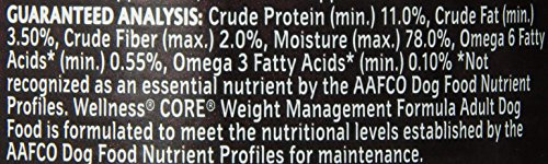 Wellness-CORE-Natural-Wet-Grain-Free-Canned-Weight-Management-Dog-Food-125-Ounce-Can-Pack-of-12