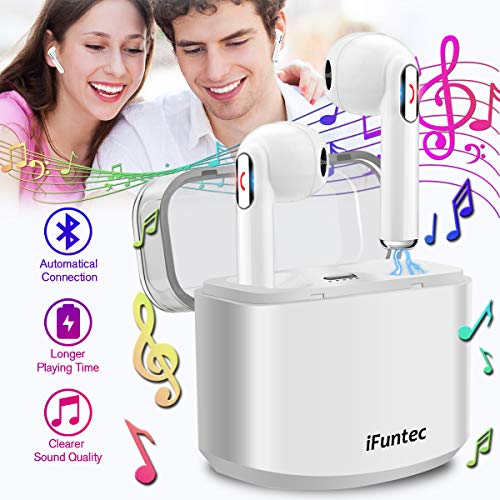 Wireless Earbuds, Adorve Bluetooth Headphones with for sale  Delivered anywhere in USA