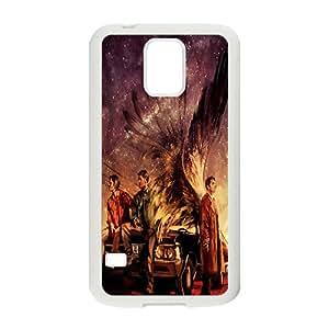 JIANADA supernatural fan art Phone Case for Samsung Galaxy S5 Case