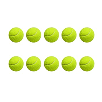 CplaplI equipo de deportes de pelota, 10 pelotas de tenis ...