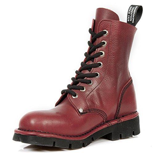 New Rock ,  Stivali donna Rosso rosso