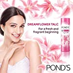 Pond's Dreamflower Fragrant Talcum Powder, Pink Lily, 100g