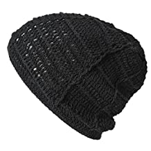 CasualBox mens Beanie Hat Cotton HAND SEWN Unisex
