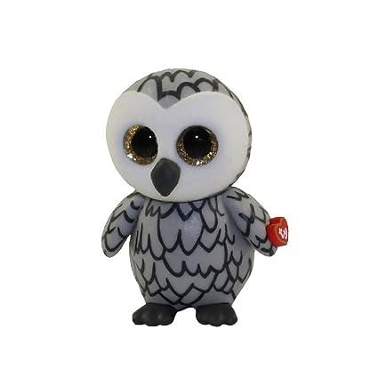 Amazon.com  TY Beanie Boos - Mini Boo Figures Series 2 - OWLETTE the ... 1bcc419d86c